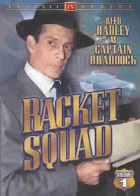 Racket Squad Volume 1 - (Region 1 Import DVD)