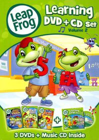 Leapfrog Learning Vol 2 - (Region 1 Import DVD)