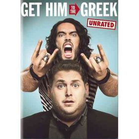 Get Him to the Greek - (Region 1 Import DVD)