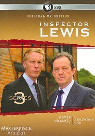 Inspector Lewis Series 3 - (Region 1 Import DVD)