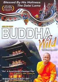 Buddha Wild:Monk in a Hut - (Region 1 Import DVD)