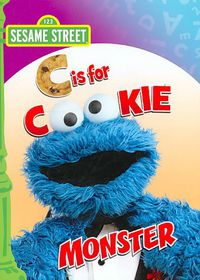 C is for Cookie Monster - (Region 1 Import DVD)