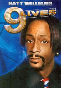 Katt Williams:9 Lives - (Region 1 Import DVD)