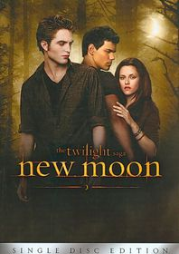 Twilight Saga:New Moon:Single Disc Ed - (Region 1 Import DVD)