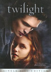Twilight:Single Disc Edition - (Region 1 Import DVD)
