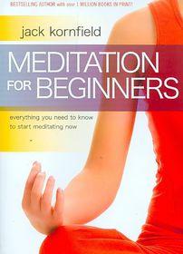 Jack Kornfield:Meditation for Beginners - (Region 1 Import DVD)