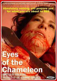 Eyes of the Chameleon - (Region 1 Import DVD)