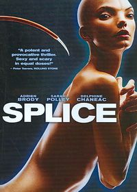 Splice - (Region 1 Import DVD)