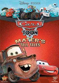 Cars Toon:Mater's Tall Tales - (Region 1 Import DVD)