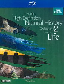 BBC High Def Natural History Coll 2 - (Region A Import Blu-ray Disc)