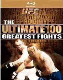 Ufc Ultimate 100 Box Set - (Region A Import Blu-ray Disc)