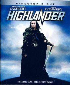 Highlander - (Region A Import Blu-ray Disc)
