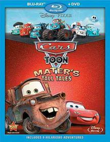 Cars Toon:Mater's Tall Tales - (Region A Import Blu-ray Disc)