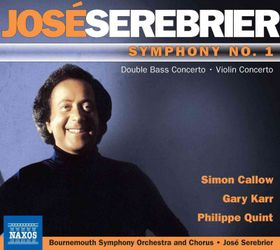 Serebrier: Symphony No 1 - Symphony No.1 (CD)