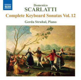 Cd - Keyboard Sonatas - Vol.12 (CD)