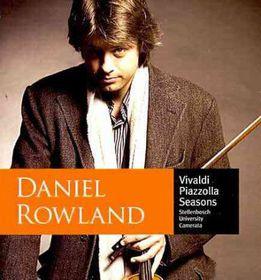 Rowland, Daniel - Vivaldi Piazzolla Seasons (CD)