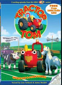 Tractor Tom - Sports Day and other stories - (DVD)