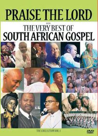 Praise The Lord - Very Best Of South African Gospel - Various Artists (DVD)