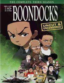 Boondocks:Complete Third Season - (Region 1 Import DVD)