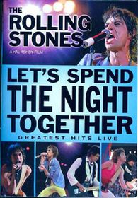 Rolling Stones:Let's Spend the Night - (Region 1 Import DVD)