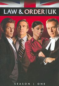 Law & Order UK:Season One - (Region 1 Import DVD)