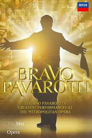 Bravo Pavarotti - (Region 1 Import DVD)