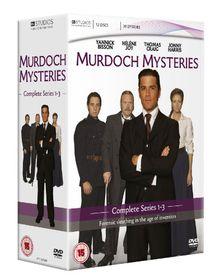 Murdoch Mysteries: Series 1-3 - (Import DVD)