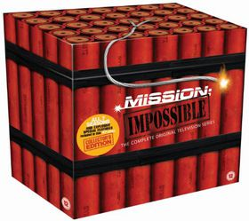 Mission Impossible: The Complete Series - Seasons 1-7 - (Import DVD)