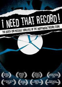 I Need That Record! - (Import DVD)