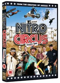 Nitro Circus: Season 1 - (Import DVD)