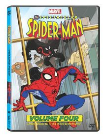 Spectacular Spider-Man: Volume 4, The - (Import DVD)