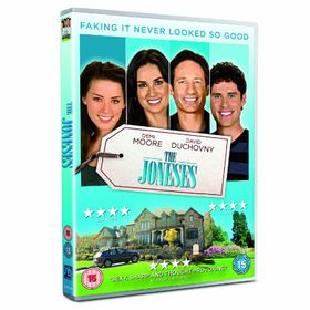 Joneses, The - (Import DVD)
