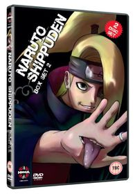 Naruto - Shippuden: Collection - Volume 2 - (Import DVD)