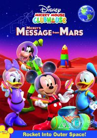 Mickey Mouse Clubhouse: Mickey's Message from Mars - (Import DVD)