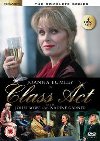 Class Act: The Complete Series - (Import DVD)