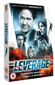 Leverage: Complete Season 1 - (Import DVD)