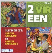Carike Keuzenkamp - 2 Vir Een Kinderland - Vol.1 (CD)