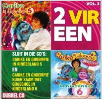 Keuzenkamp Carike - 2 Vir Een Kinderland - Vol.3 (CD)