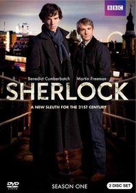Sherlock:Season One - (Region 1 Import DVD)