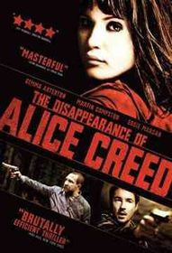 Disappearance of Alice Creed - (Region 1 Import DVD)