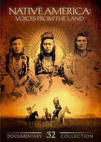 Native America:Voices from the Land - (Region 1 Import DVD)