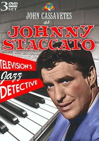 Johnny Staccato (1959-1960) - (Region 1 Import DVD)