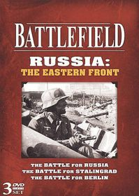 Battlefield Russia:Eastern Front - (Region 1 Import DVD)