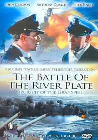Battle of the Riverplate - (Region 1 Import DVD)