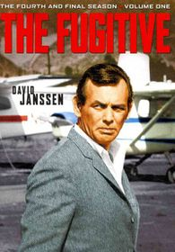 Fugitive:Ssn Four and Final Ssn Vol 1 - (Region 1 Import DVD)