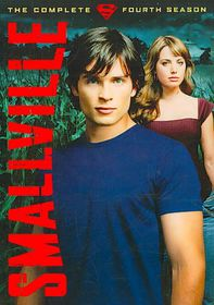 Smallville:Complete Fourth Season - (Region 1 Import DVD)