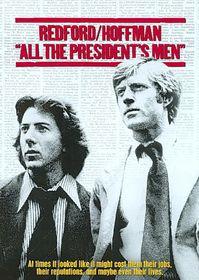 All the President's Men - (Region 1 Import DVD)