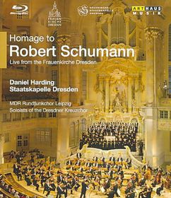 Schumann:Homage to Robert Schumann Li - (Region A Import Blu-ray Disc)