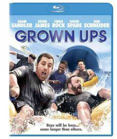 Grown Ups - (Region A Import Blu-ray Disc)