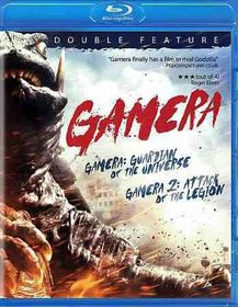Gamera Double Feature - (Region A Import Blu-ray Disc)